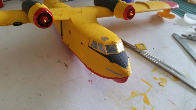 CANADAIR CL-215 maquette HELLER au 1/72° ameliorations NHDetail, scale aircraft conversions & Syhart - Page 2 20180728