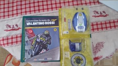 Construisez la moto YZR-M1 de Valentino Rossi en partenariat avec ALTAYA 20180739