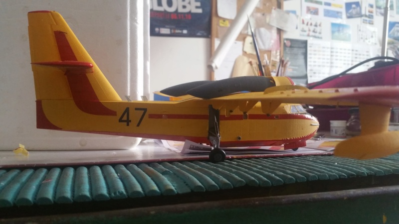 CANADAIR CL-215 maquette HELLER au 1/72° ameliorations NHDetail, scale aircraft conversions & Syhart - Page 2 20180817