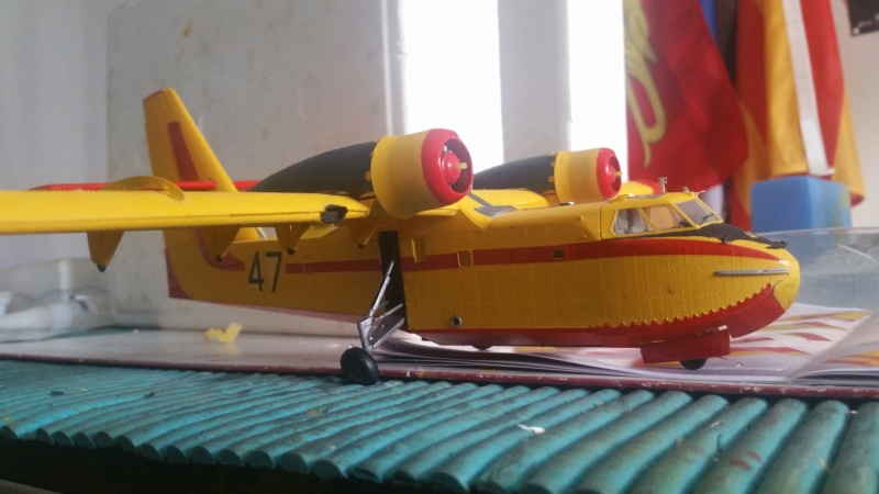 CANADAIR CL-215 maquette HELLER au 1/72° ameliorations NHDetail, scale aircraft conversions & Syhart - Page 2 20180818