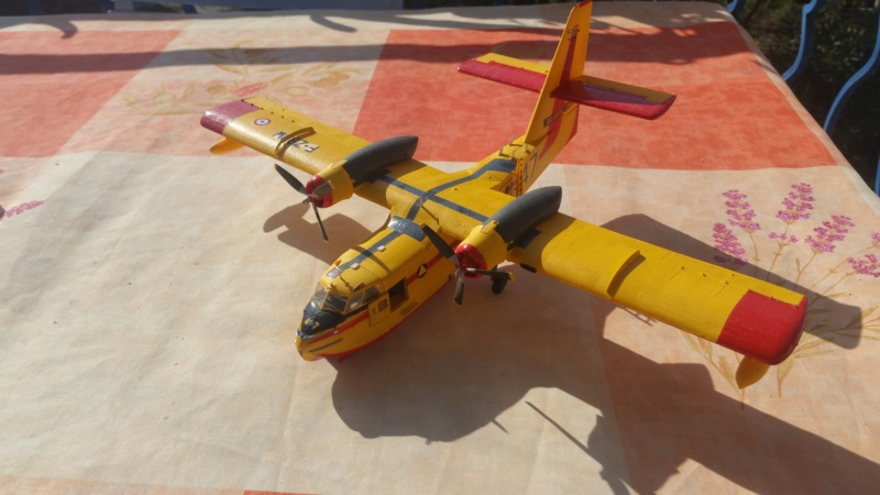 CANADAIR CL-215 maquette HELLER au 1/72° ameliorations NHDetail, scale aircraft conversions & Syhart - Page 2 20180953