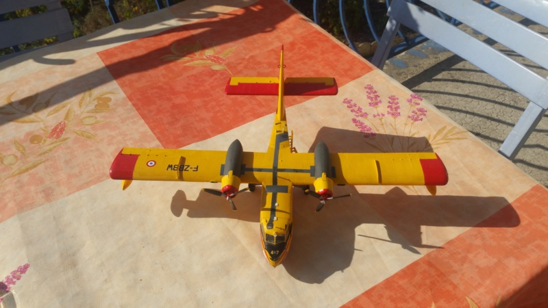 CANADAIR CL-215 maquette HELLER au 1/72° ameliorations NHDetail, scale aircraft conversions & Syhart - Page 2 20180955