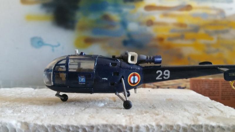 AlouetteIII SA316-Aéronavale 23S 20180967