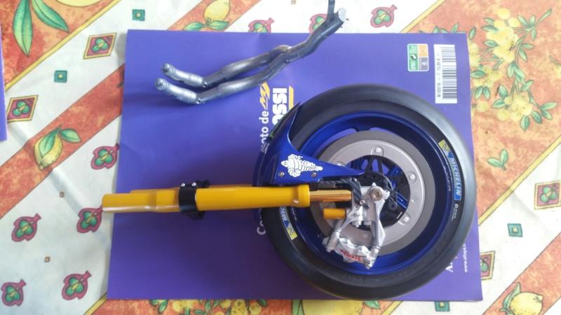 Construisez la moto YZR-M1 de Valentino Rossi en partenariat avec ALTAYA 20181016