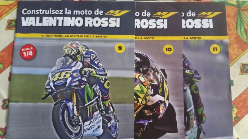 Construisez la moto YZR-M1 de Valentino Rossi en partenariat avec ALTAYA 20181021