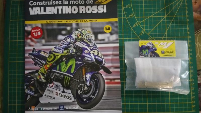 Construisez la moto YZR-M1 de Valentino Rossi en partenariat avec ALTAYA 20181126