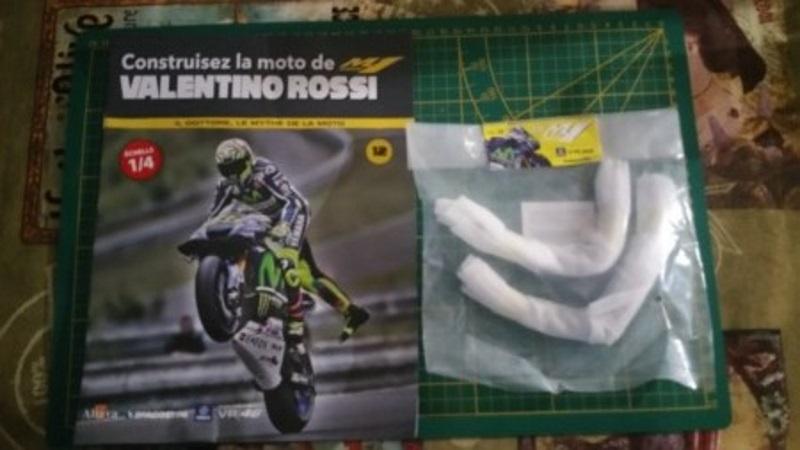 Construisez la moto YZR-M1 de Valentino Rossi en partenariat avec ALTAYA 20181129