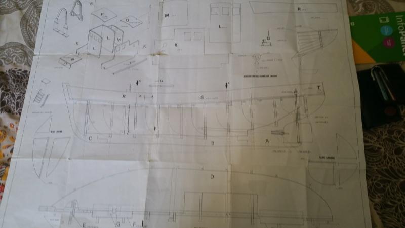 Rénovation et motorisation  d'une Marie-Ange de New Maquette 20200355