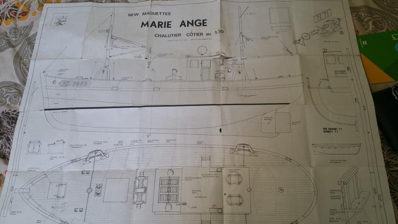 Rénovation et motorisation  d'une Marie-Ange de New Maquette 20200358