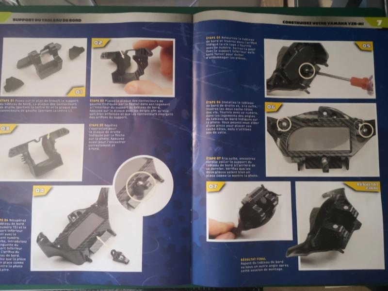 Construisez la moto YZR-M1 de Valentino Rossi en partenariat avec ALTAYA Img_2144