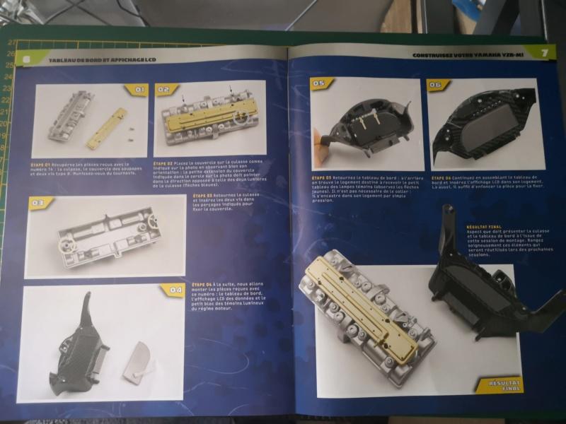 Construisez la moto YZR-M1 de Valentino Rossi en partenariat avec ALTAYA Img_2146