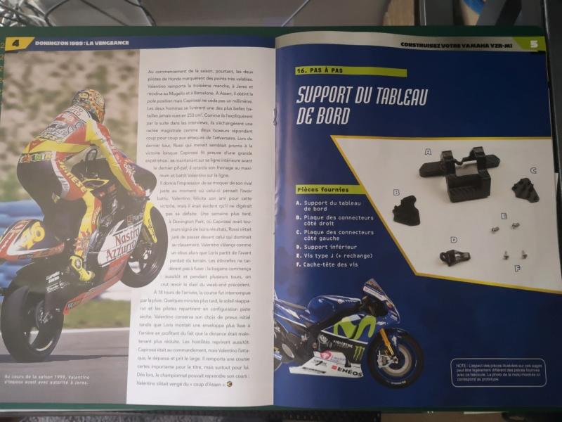 Construisez la moto YZR-M1 de Valentino Rossi en partenariat avec ALTAYA Img_2148