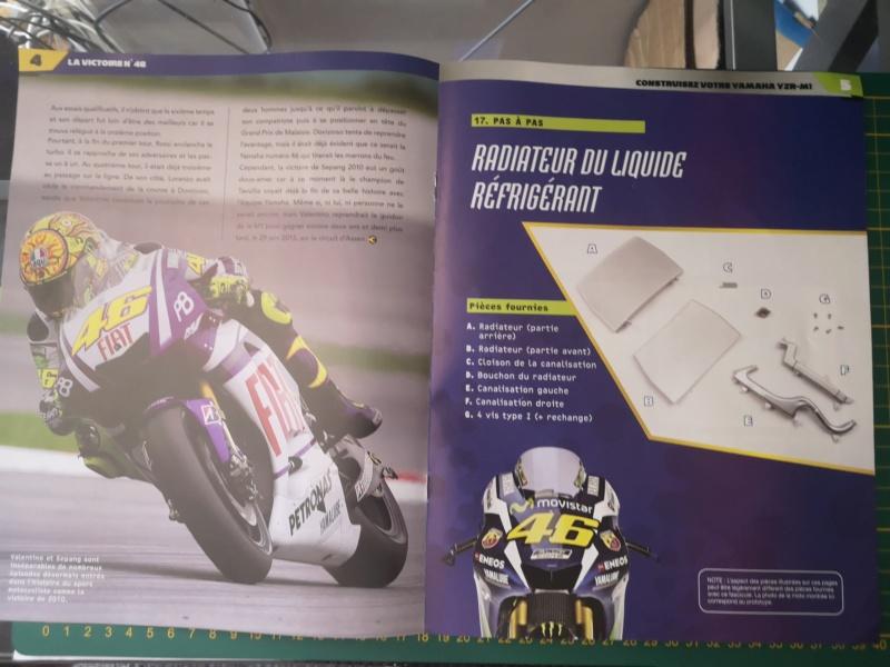 Construisez la moto YZR-M1 de Valentino Rossi en partenariat avec ALTAYA Img_2151