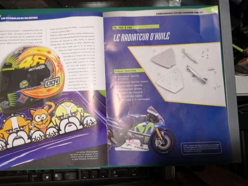 Construisez la moto YZR-M1 de Valentino Rossi en partenariat avec ALTAYA Img_2163
