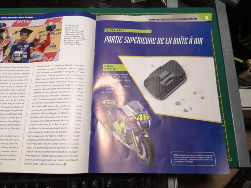 Construisez la moto YZR-M1 de Valentino Rossi en partenariat avec ALTAYA Img_2164