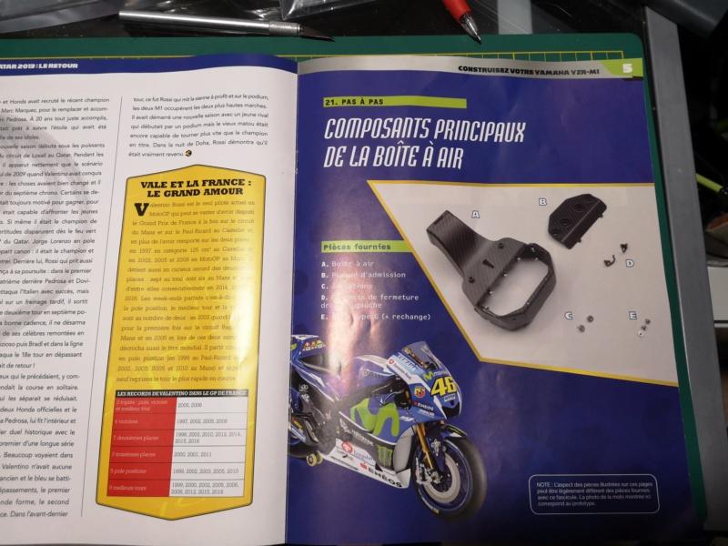 Construisez la moto YZR-M1 de Valentino Rossi en partenariat avec ALTAYA Img_2167