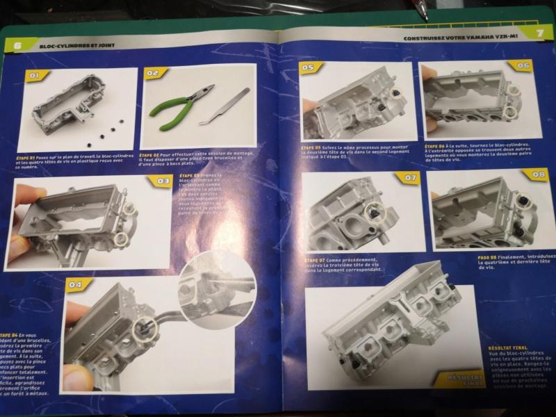 Construisez la moto YZR-M1 de Valentino Rossi en partenariat avec ALTAYA Img_2173