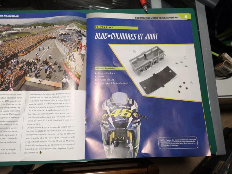 Construisez la moto YZR-M1 de Valentino Rossi en partenariat avec ALTAYA Img_2174