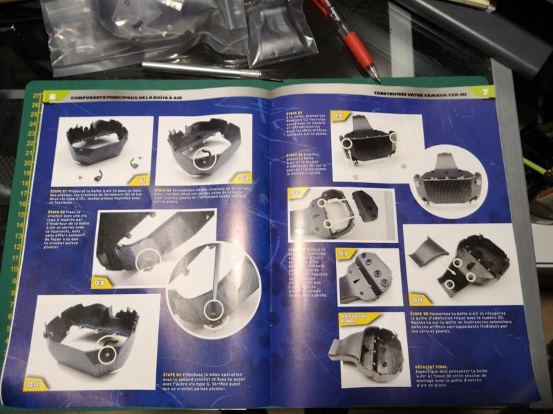 Construisez la moto YZR-M1 de Valentino Rossi en partenariat avec ALTAYA Img_2176