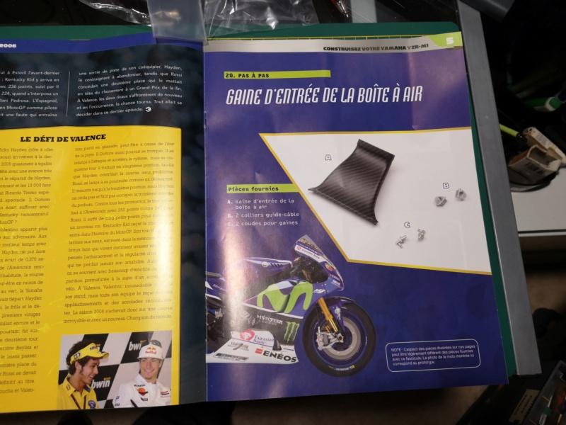 Construisez la moto YZR-M1 de Valentino Rossi en partenariat avec ALTAYA Img_2177