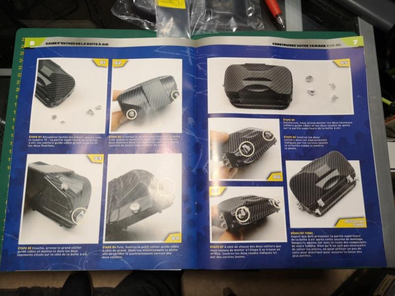 Construisez la moto YZR-M1 de Valentino Rossi en partenariat avec ALTAYA Img_2182