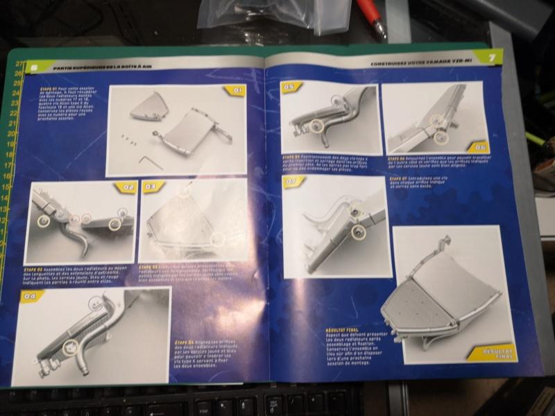 Construisez la moto YZR-M1 de Valentino Rossi en partenariat avec ALTAYA Img_2183