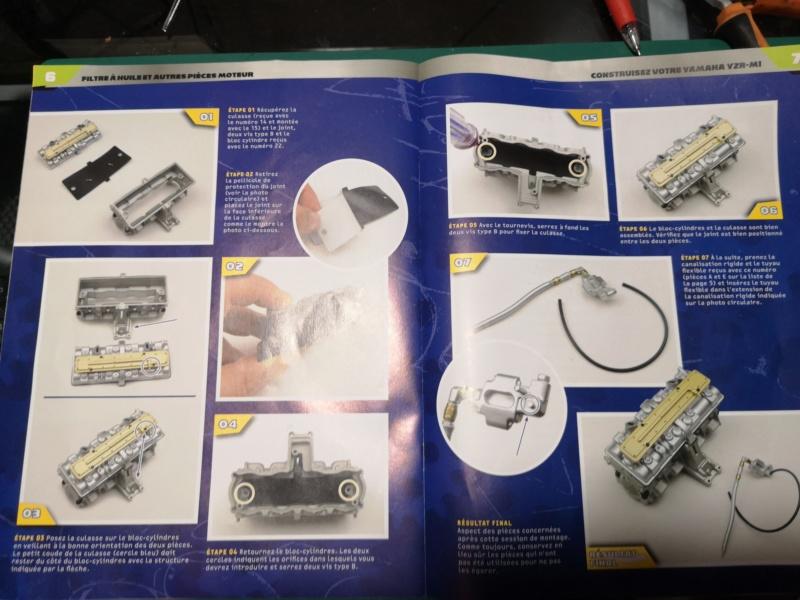 Construisez la moto YZR-M1 de Valentino Rossi en partenariat avec ALTAYA Img_2184