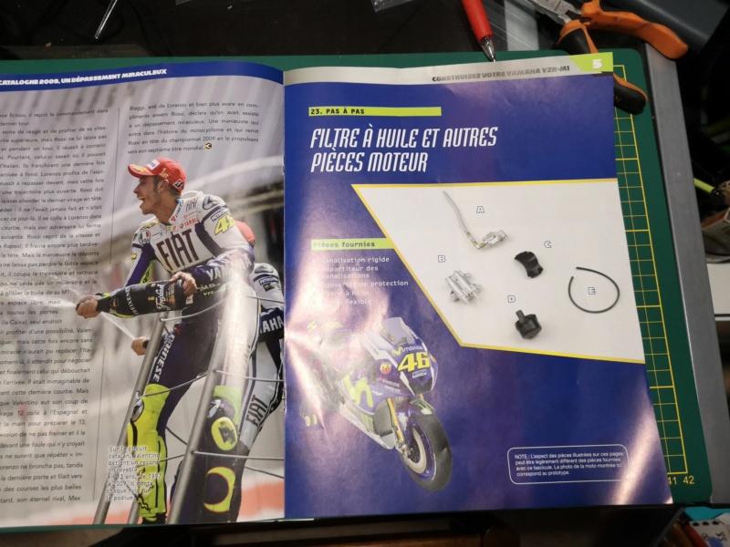 Construisez la moto YZR-M1 de Valentino Rossi en partenariat avec ALTAYA Img_2185