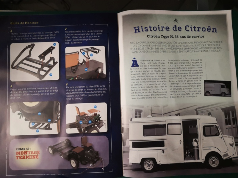 Le Citroën Type H Altaya - Page 4 Img_2291