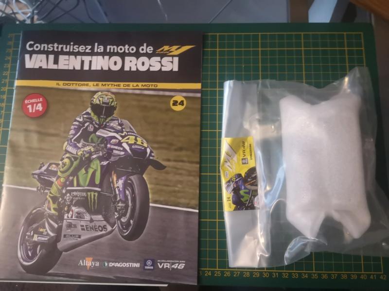 Construisez la moto YZR-M1 de Valentino Rossi en partenariat avec ALTAYA Img_2310