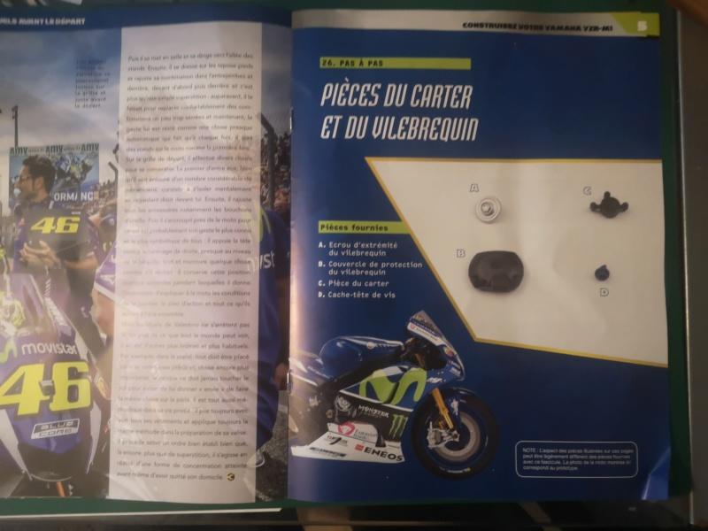 Construisez la moto YZR-M1 de Valentino Rossi en partenariat avec ALTAYA Img_2311