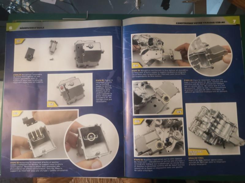 Construisez la moto YZR-M1 de Valentino Rossi en partenariat avec ALTAYA Img_2316