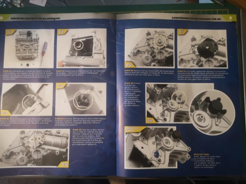 Construisez la moto YZR-M1 de Valentino Rossi en partenariat avec ALTAYA Img_2317