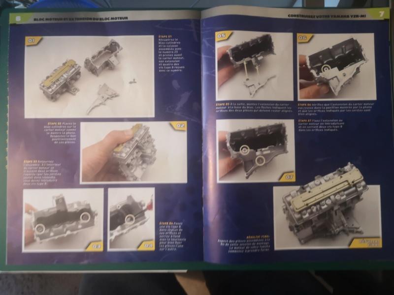 Construisez la moto YZR-M1 de Valentino Rossi en partenariat avec ALTAYA Img_2320