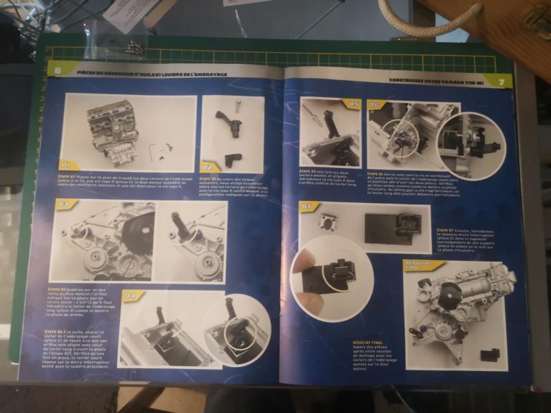 Construisez la moto YZR-M1 de Valentino Rossi en partenariat avec ALTAYA Img_2322
