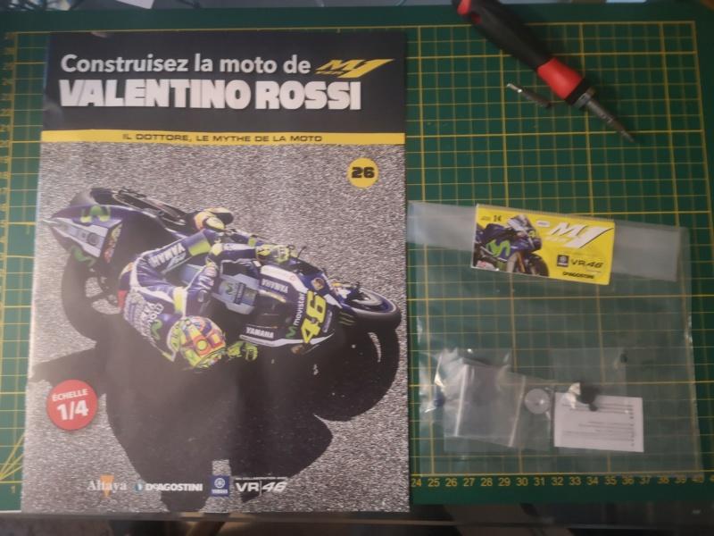 Construisez la moto YZR-M1 de Valentino Rossi en partenariat avec ALTAYA Img_2327