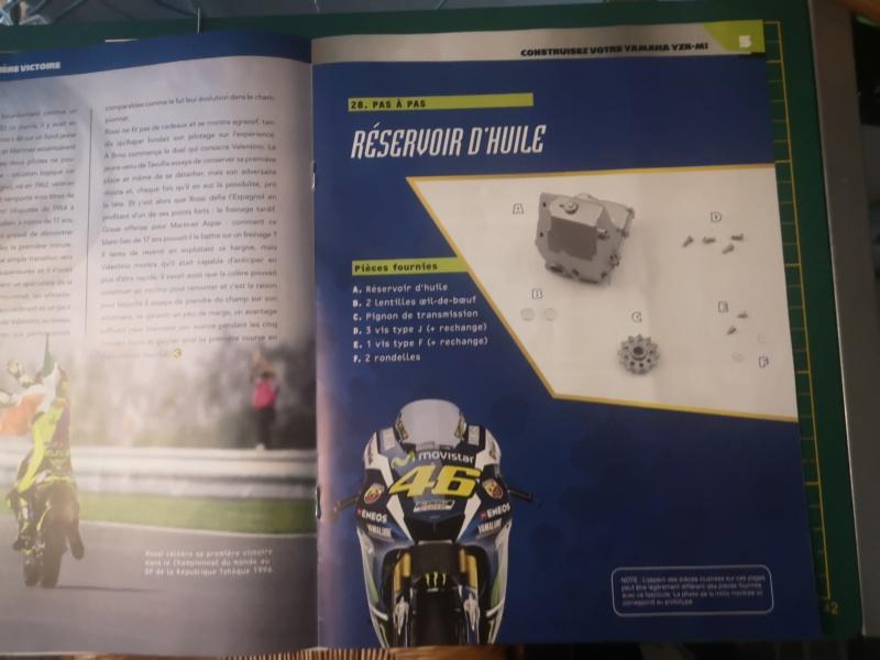 Construisez la moto YZR-M1 de Valentino Rossi en partenariat avec ALTAYA Img_2328