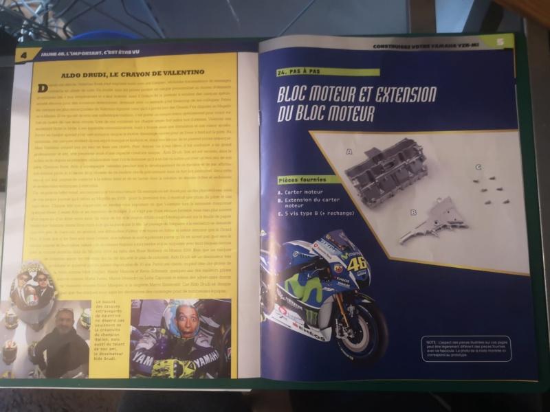 Construisez la moto YZR-M1 de Valentino Rossi en partenariat avec ALTAYA Img_2330