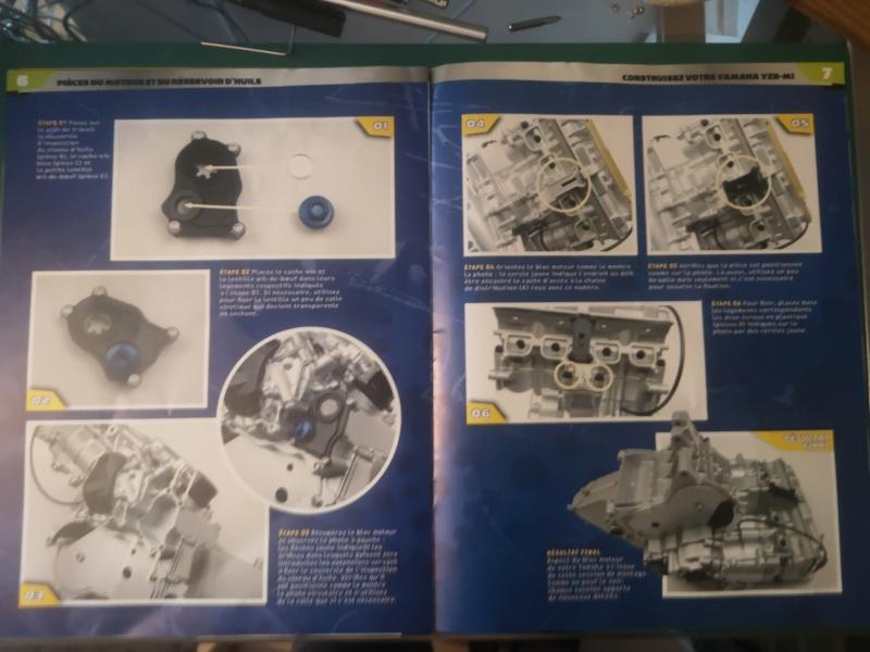 Construisez la moto YZR-M1 de Valentino Rossi en partenariat avec ALTAYA Img_2336
