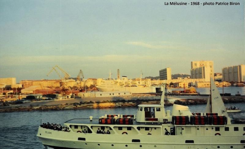 [Les ports militaires de métropole] TOULON au début des années 60 - Page 24 Mylusi10