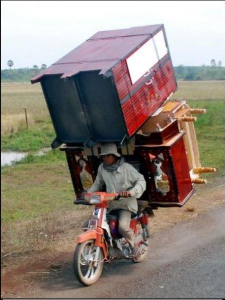 Transport d'un Dr Dude Captur19