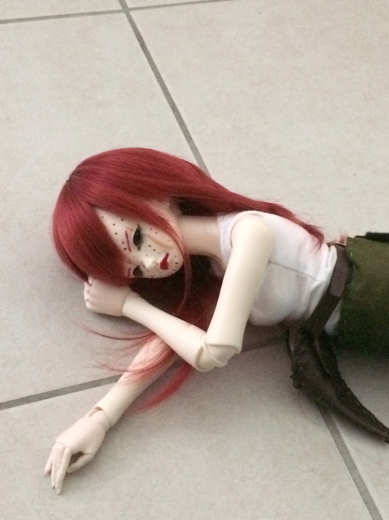 [Xaga Doll July] (Ellisiane) Dans le coin du chat P2 Syance25