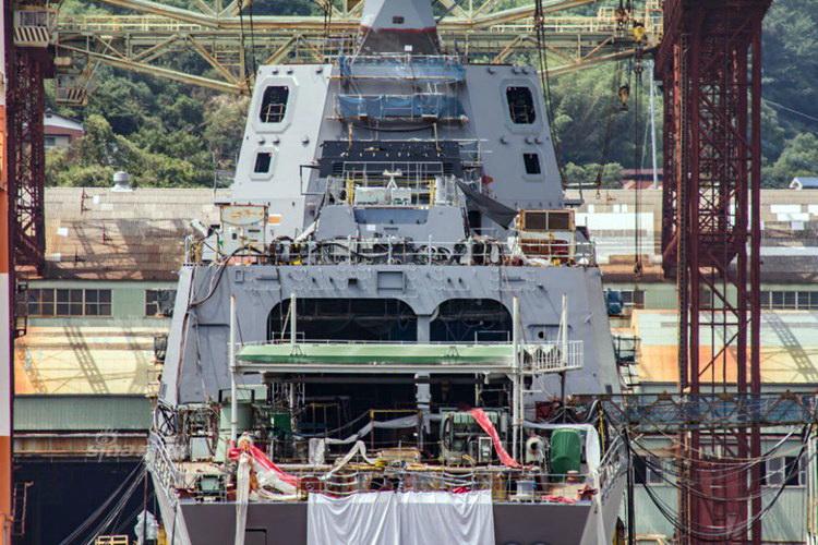 Destroyers type DD25 (classe ASAHI) 25dd_c10