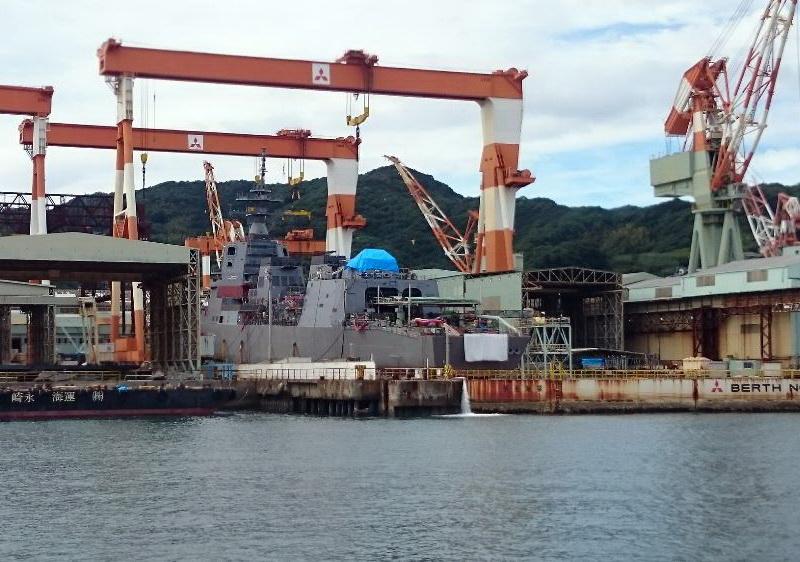 Destroyers type DD25 (classe ASAHI) 25dd_h10