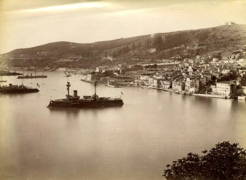 VILLEFRANCHE sur MER Patrimoine historique et  maritime - Page 2 Amiral10