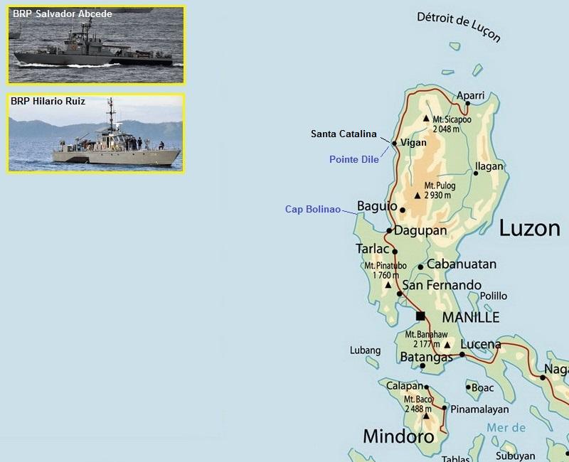 Marine des Philippines - Page 5 Carte11
