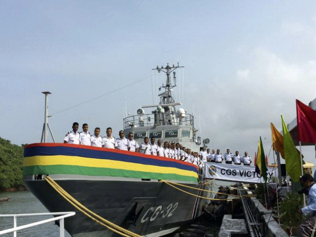Garde côtes mauriciens Cg3210