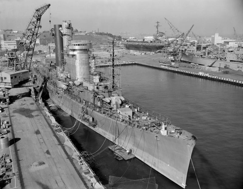 Croiseurs américains - Page 2 Chicag10