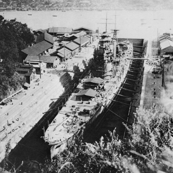 Croiseurs japonais - Page 4 Haguro10