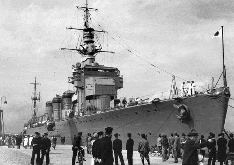 Croiseurs japonais - Page 4 Kiso_s10